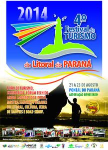 4º Festival de Turismo de Pontal do Paraná, Paraná