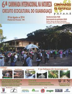Caminhada da Natureza - Circuito Ecocultural de Guaraguaçu