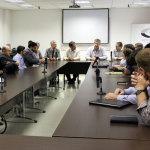 Grupo conhece detalhes do projeto para Pontal do Paraná