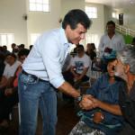 Richa entrega títulos de propriedades em Pontal do Paraná