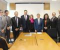 Autorização para instalação da Subsea 7 em Pontal do Paraná é entregue em Brasília